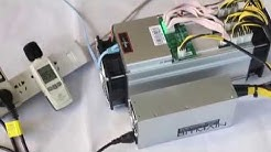 Instruction and Review for Antminer S9i 16nm Bitcoin Miner