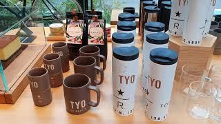 |도쿄부부vlog| 마지막 여름휴가 즐기러 스타벅스  …