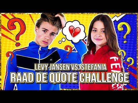 RAAD DE QUOTE CHALLENGE met LEVY & STEFANIA + GIVEAWAY