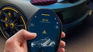 Luxurious Car Remote Control Key Technologies