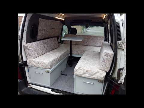 Berlingo mini camper, (english subs)