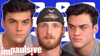 Dolan Twins Squash The Beef With Logan Paul - IMPAULSIVE EP. 210