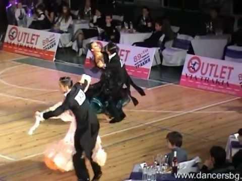 Alexander Georgiev and Ventsislava Bormaliyska - Pazardjik ST Final (Bulgaria) 21.04.2012