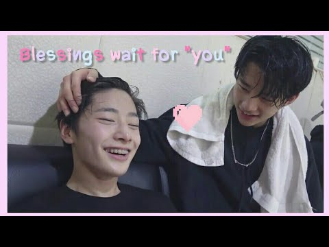 HyunIn[ฮยอนอิน현인] - It will be good for him👼 | •StrayKids HyunJin x Jeongin•