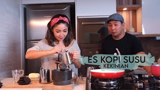 Yes, it's Es Kopi Susu Kekinian!