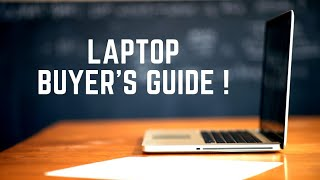 Laptop Buyers Guide Malayalam | Things to consider before buying a new laptop