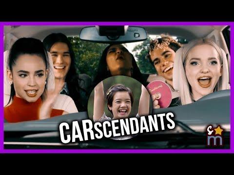 DESCENDANTS 2 Cast's Car Sing-A-Long & ANDI MACK Renewed   Lisa's Cheat Sheet