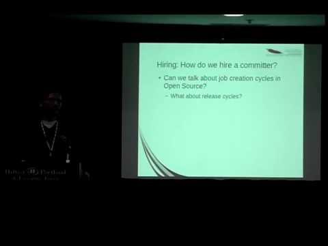 Human Resource Management in Open Source Communities