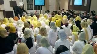 Bustan-e-Waqfe Nau, 16 Jan 2010, Educational class with Hadhrat Mirza Masroor Ahmad(aba)