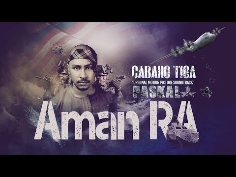 Aman RA - Cabang Tiga [Official Lyric Video]
