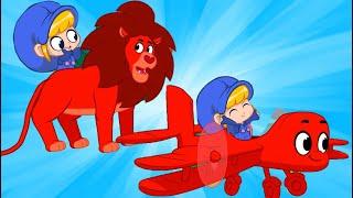 Morphle   Going Home   Mila   Fun Animal Cartoons   Kids Videos   Learning for Kids
