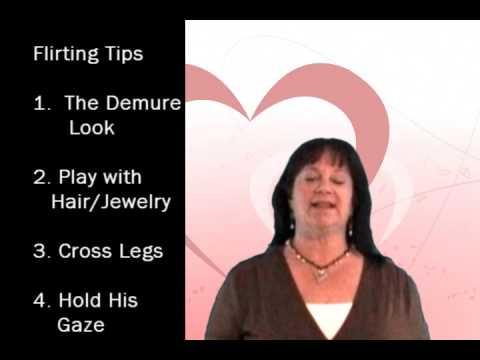 Flirting tips for online dating