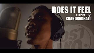 DOES IT FEEL - CHARLIE PUTH (COVER BY CHANDRAGHAZI)