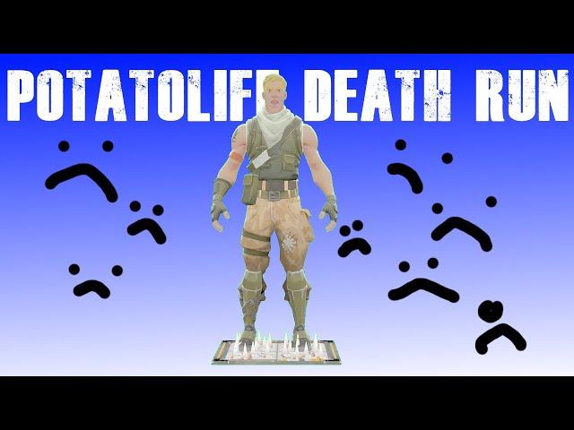 Potato Life Death Run
