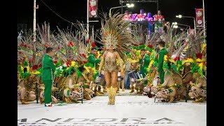 Comparsa Ráfaga - Show Batería Nota Mil- SEGUNDA Noche - Carnaval de Concordia 2019