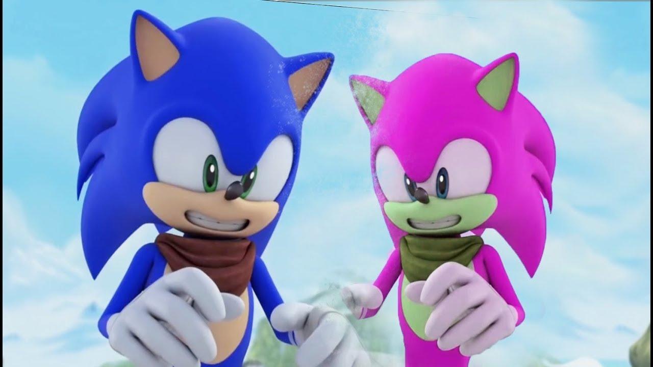 Прямая трансляция Sonic Boom - Соник Бум