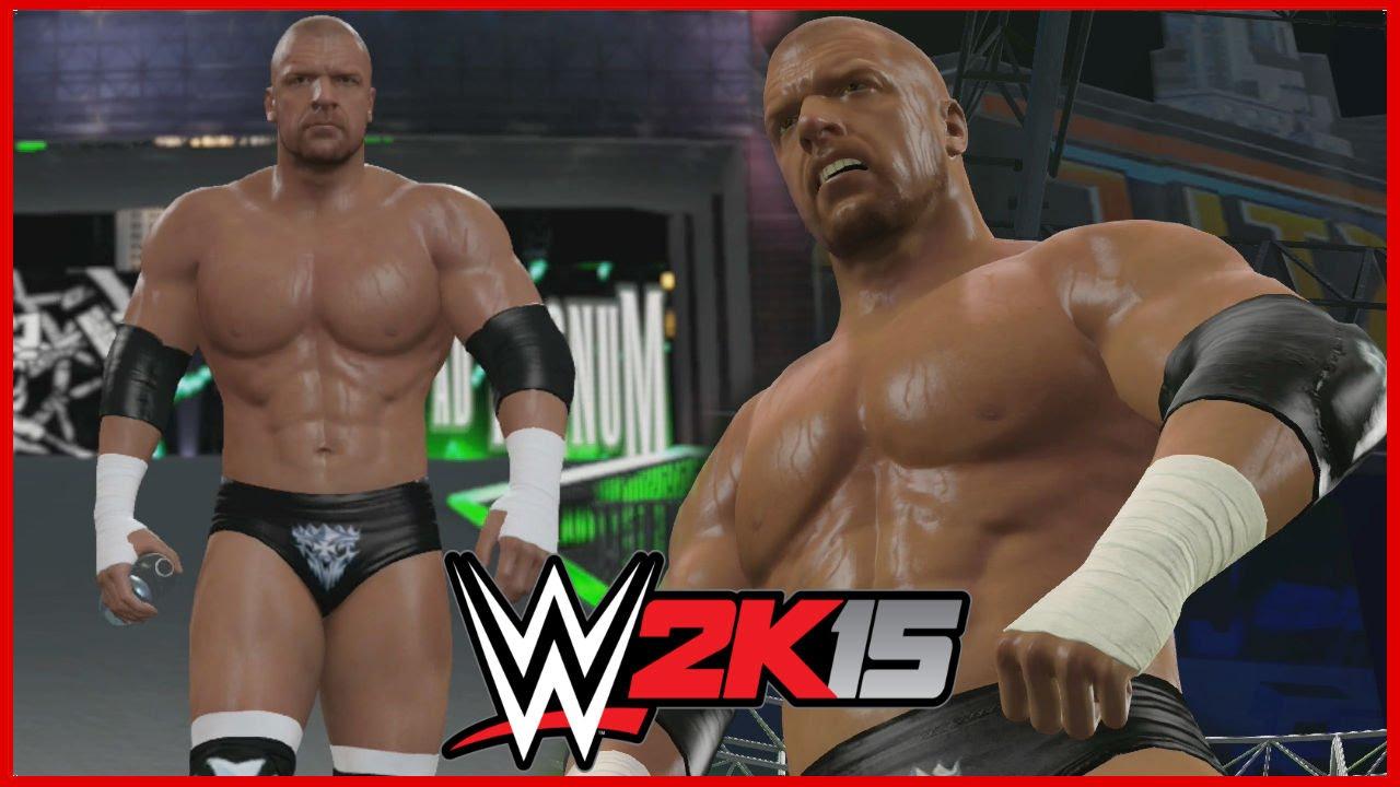 Triple H Wrestlemania 31 Attire