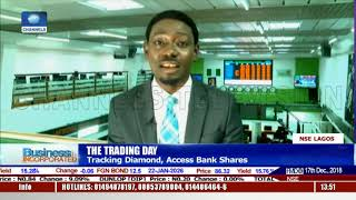 Tracking Diamond, Access Bank Shares |Business Incorporated|