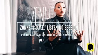 On the eve of release her album 'l.o.v.e.,' zonke hosted an exclusive listening session detailing all workings and inspiration that went into craf...