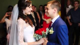 Ксения и Сергей 8 августа 2015