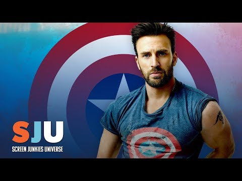 Chris Evans Says Goodbye to Captain America - SJU