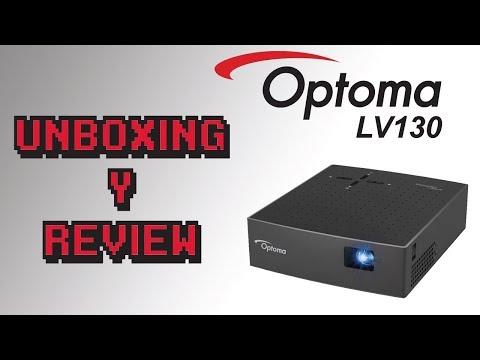 Optoma LV130   Proyector Portátil   Review