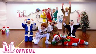 "T1419 ""Dracula"" Dance Practice (Christmas ver.)"