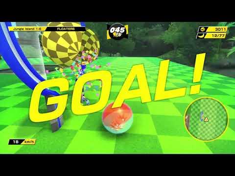 Super Monkey Ball Banana Mania Gameplay (PC Game) thumbnail