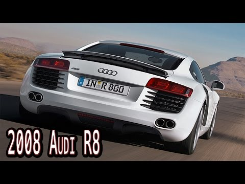 2008 Audi R8 - Cars in Auction - O Brazil de fora do Brasil
