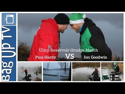 The Big Grudge Match - Paul Hardy VS Jon Goodwin - Ulley Res