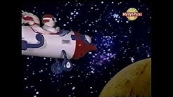 Raketti Spagetti: raketti kuuhun ja spagetti suuhun