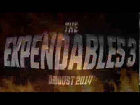 THE EXPENDABLES 3 (2014) - Official HD Teaser Trailer V2 (Fanmade Edit, new SFX & Music)