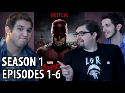 Catholics Review Daredevil Season 1 Episodes 1-6