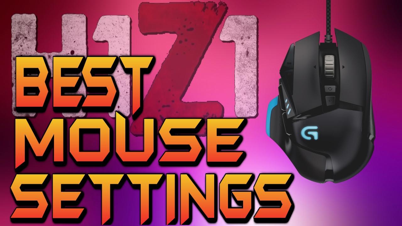 H1z1 kotk best settings