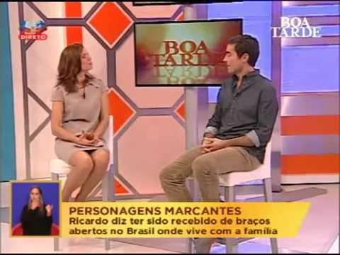 Ricardo Pereira  Boa Tarde SIC