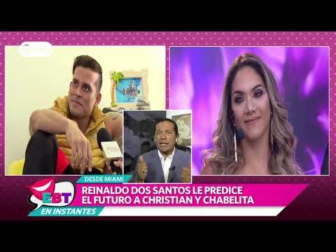 Christian Domínguez e Isabel Acevedo: Reinaldo Dos Santos los impactó con esta predicción