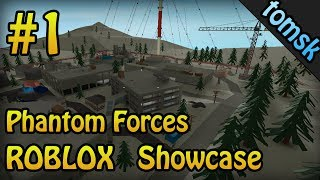First impressions of the game ROBLOX: Phantom Forces [HD]