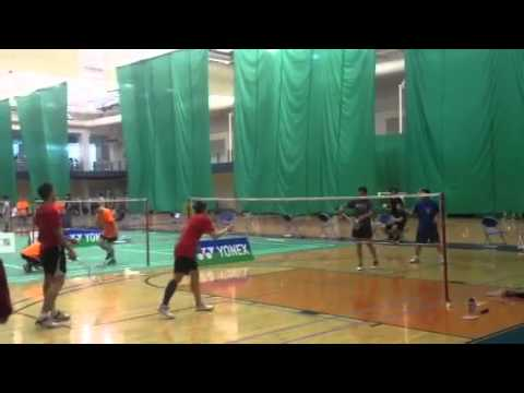 Dallas badminton open