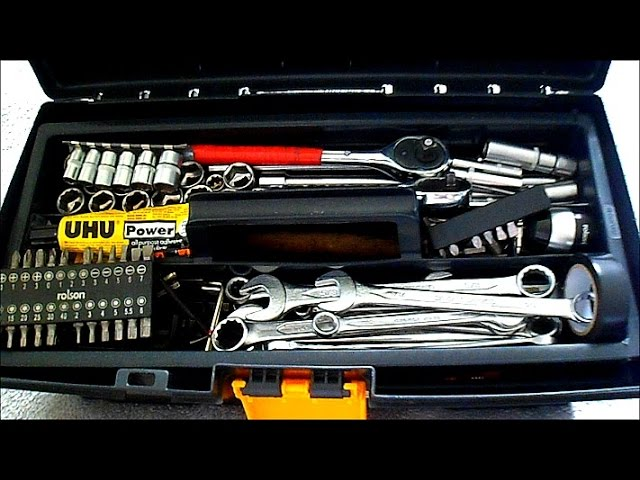 What tools do i keep in my car? - Update