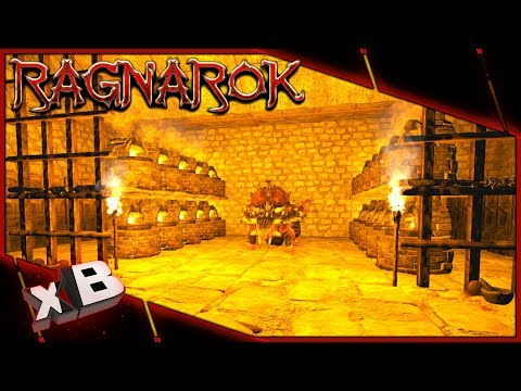 THE SUPER SMELTER! :: ARK: Ragnarok Evolved :: Ep 11