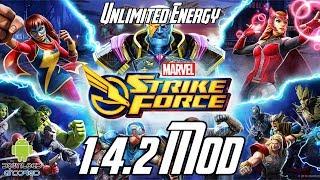 MARVEL Strike Force 1.4.2 Mod (Unlimited Energy) APK