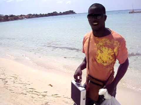 Andre Atkinson - Negril Jamaica, Bloody Bay. Cigar Extraordinaire!