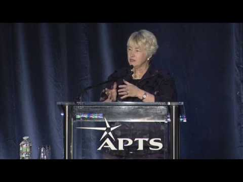 Annise Parker Speaks at 2016 Public Media Summit
