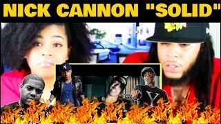 Nick Cannon, Conceited, Charlie Clips, Hitman Holla - SOLID REACTION!