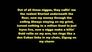 The Plan - Wiz Khalifa Lyrics