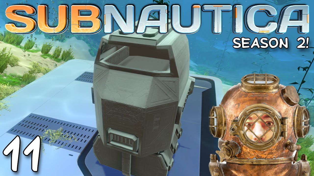Subnautica Gameplay S02e11 Thermal Power Plant 1080p Pc Youtube