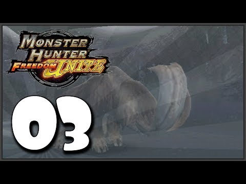 Monster Hunter Freedom Unite Part 3 - Mining