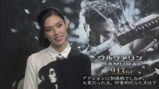 CinemaGene独占!!! ヒロインは日本人トップモデル!注目女優 TAO 直撃イ...