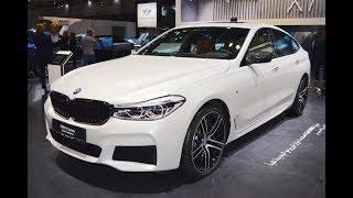 BMW 6 Series Gran Turismo India launch at Auto Expo 2018