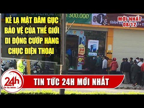 Truy bắt Tên trộm đâm gục bảo vệ cửa hàng Thế giới di động, cướp hơn 10 điện thoại  Tin An Ninh Mới